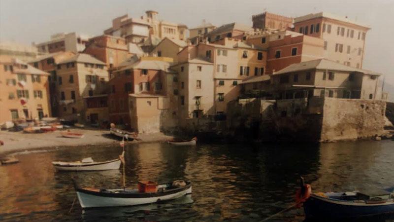 Borgo di Boccadasse foto storica