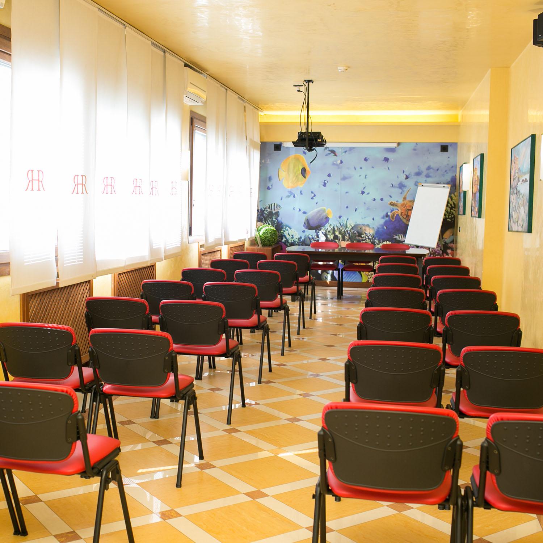 Conference center sala riunioni e meeting