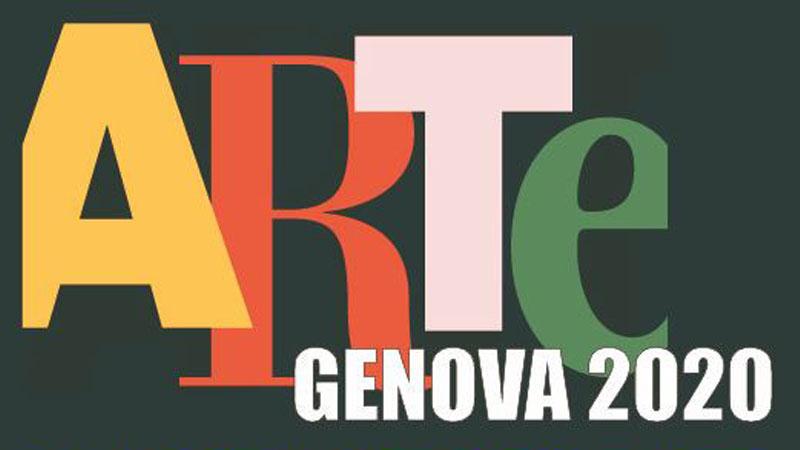 Locandina Mostra mercato d'arte moderna e contemporanea