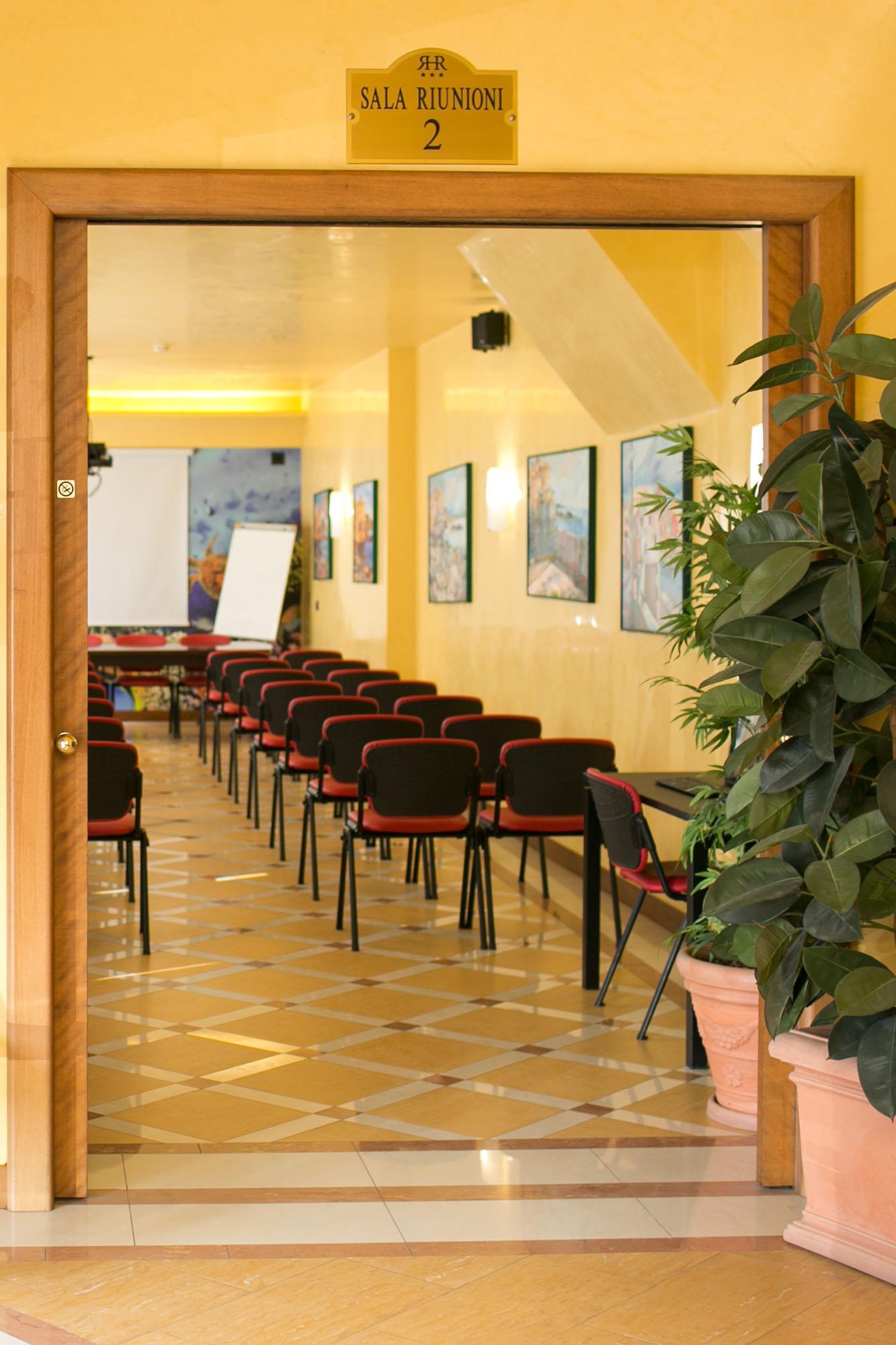 Ingresso conference center sala riunioni e meeting